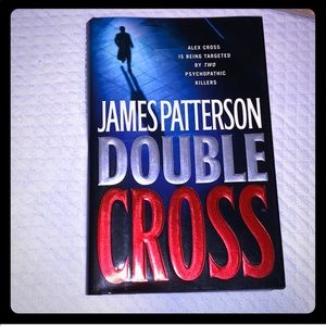Double Cross by Patterson, James 📕